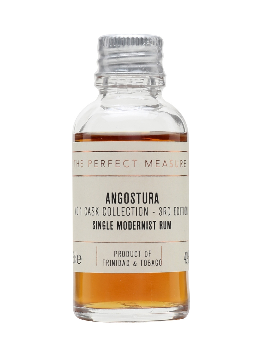 Angostura No.1 Cask Collection Sample / 3rd Edition