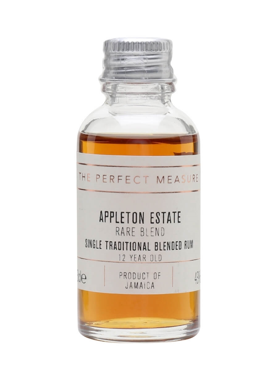Appleton Estate 12 Year Old Rare Blend Sample