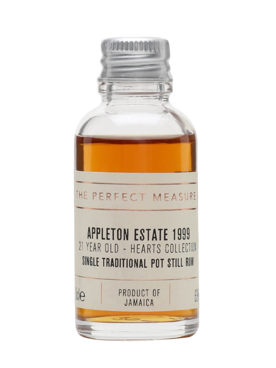 Appleton 1999 Sample / 21 Year Old / Hearts Collection