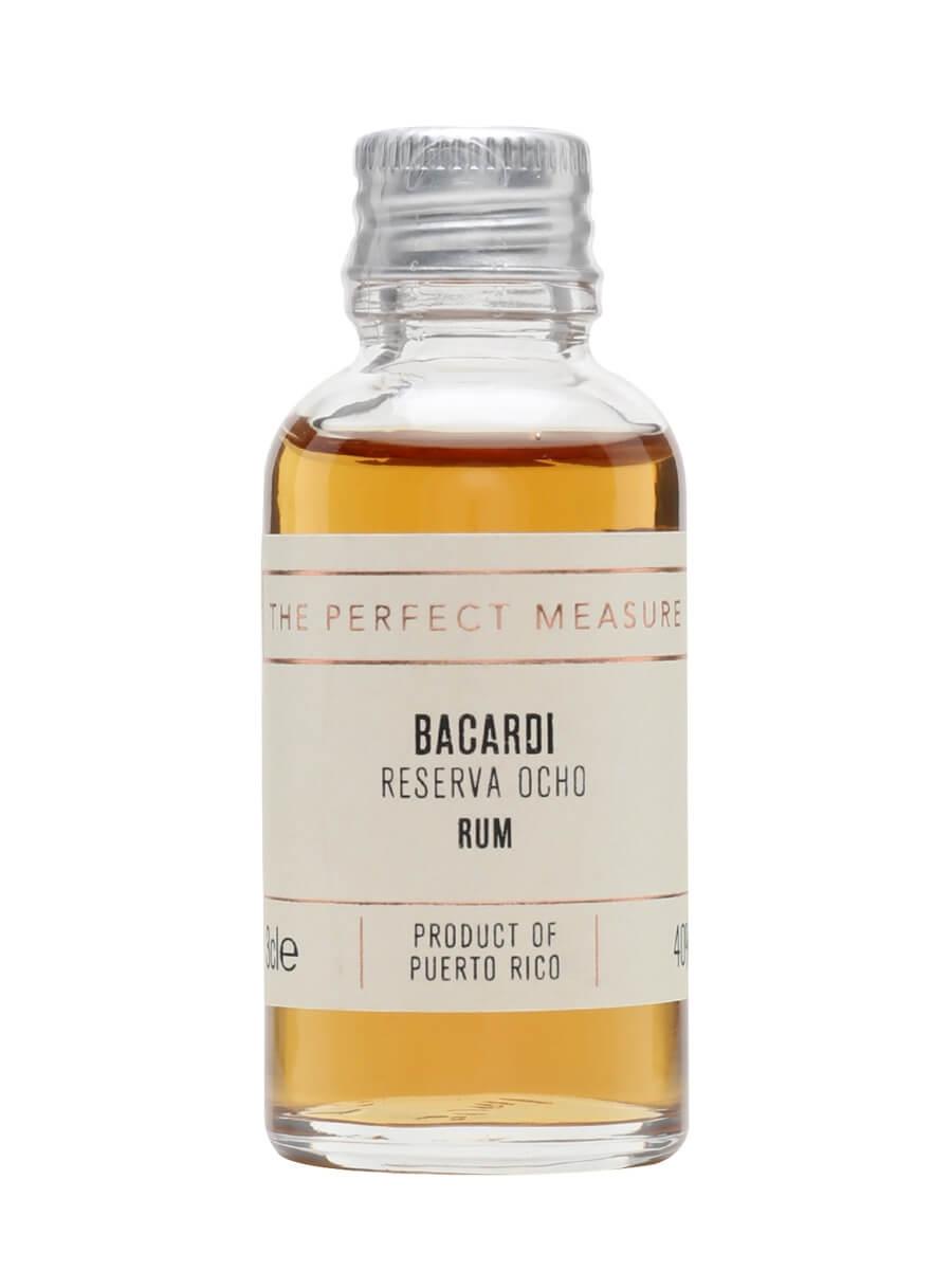 Bacardi 8 Year Old / Reserva Ocho / Sample