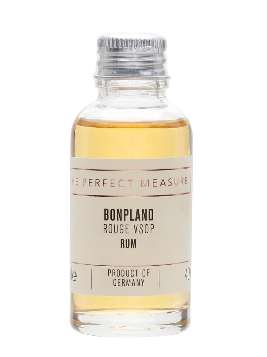 Bonpland Rum Rouge VSOP Sample