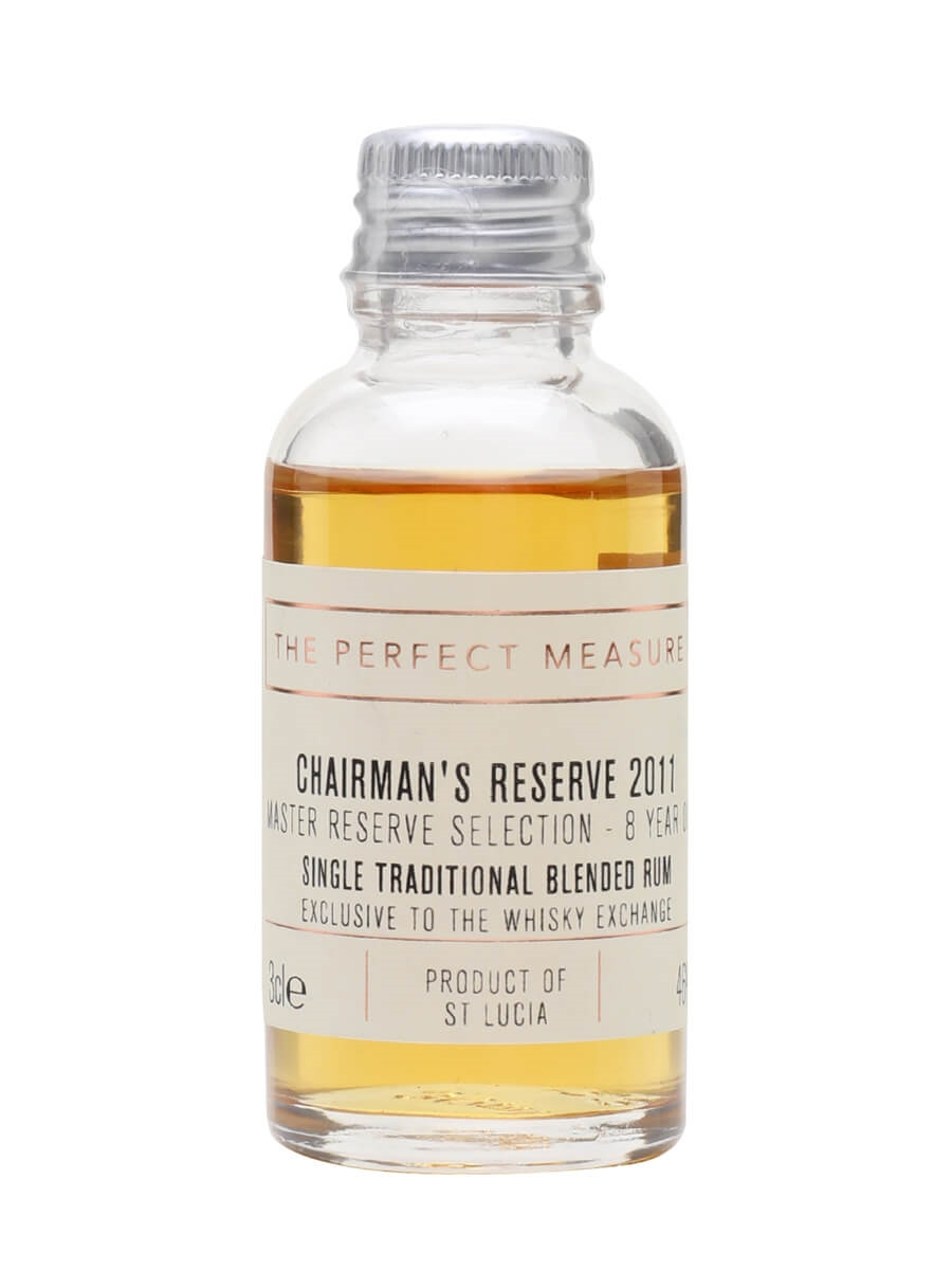 Chairmans Master Reserve Selection 2011 Sample / TWE Exclusive