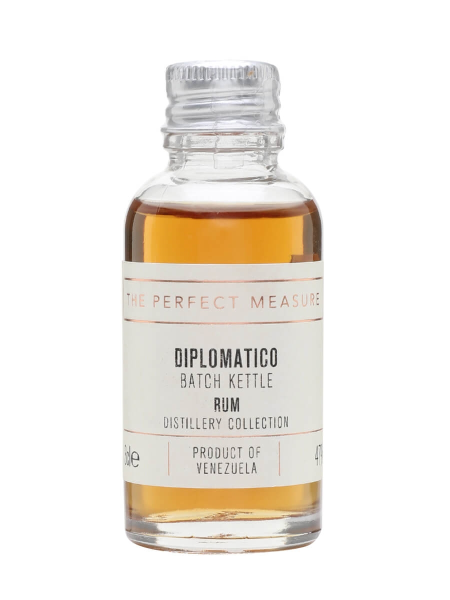 Diplomatico Batch Kettle Rum Sample / Distillery Collection