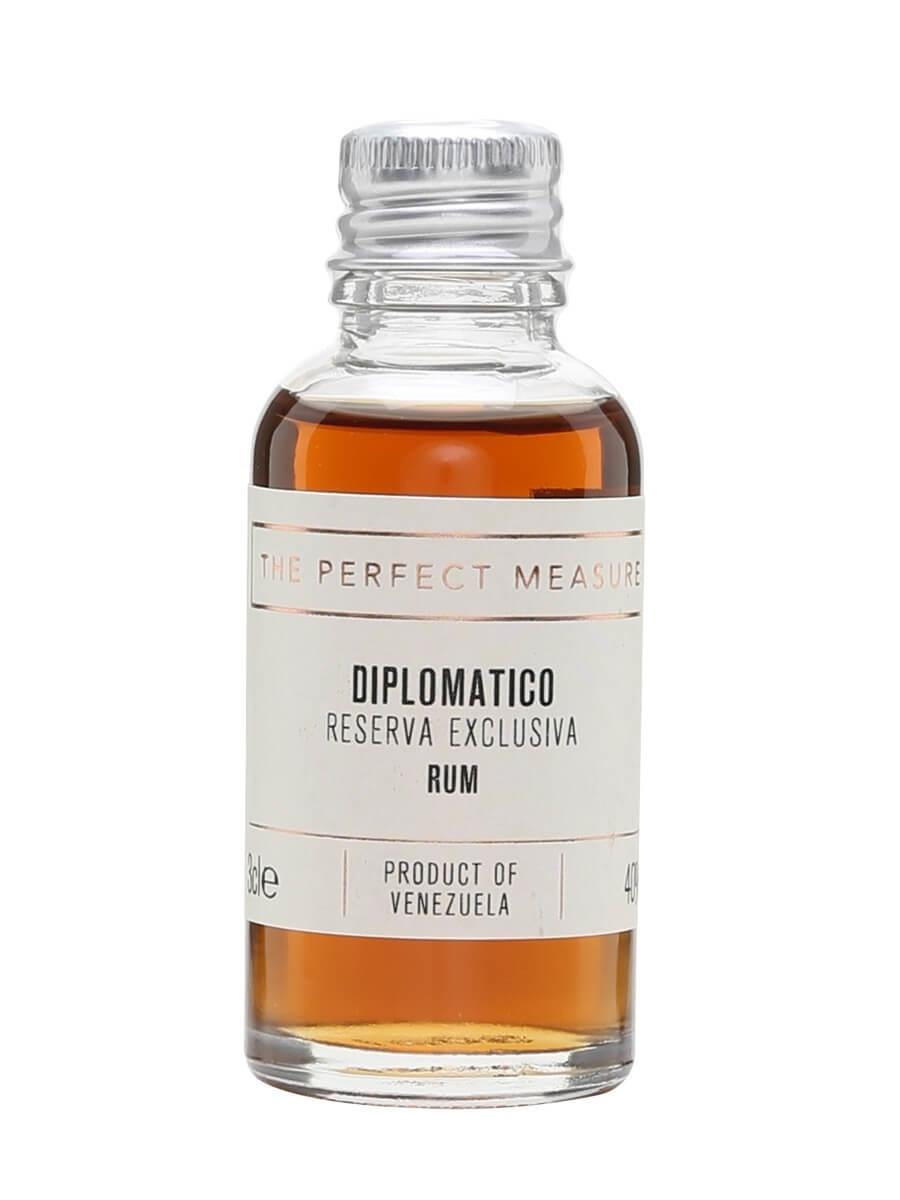 Diplomatico Reserva Exclusiva Rum Sample