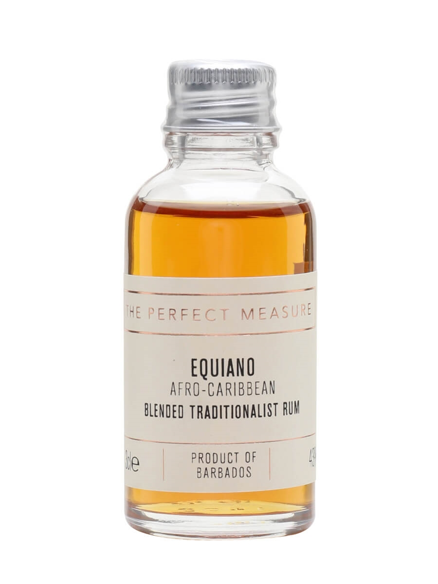 Equiano Rum Sample