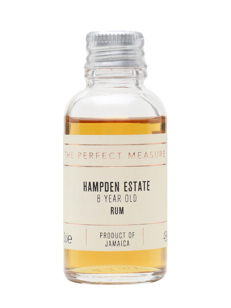 Hampden Estate 8 Year Old Rum Sample