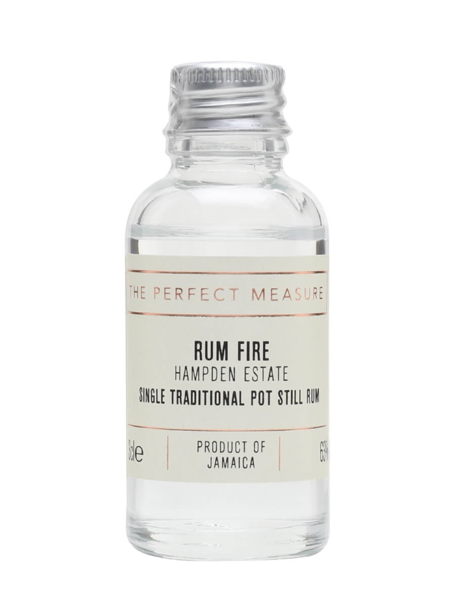Hampden Estate Rum Fire Sample / White Overproof