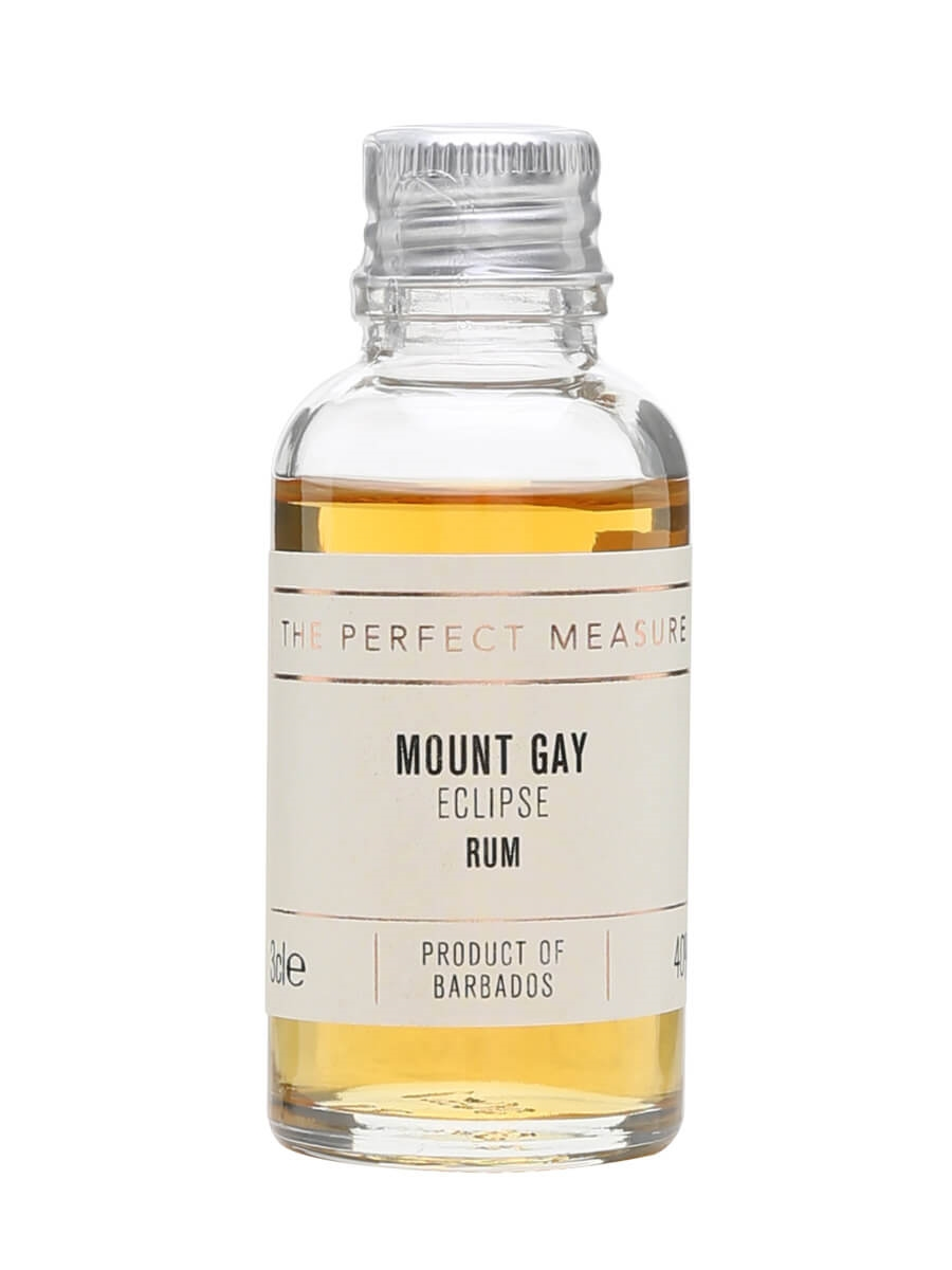 Mount Gay Eclipse Rum Sample