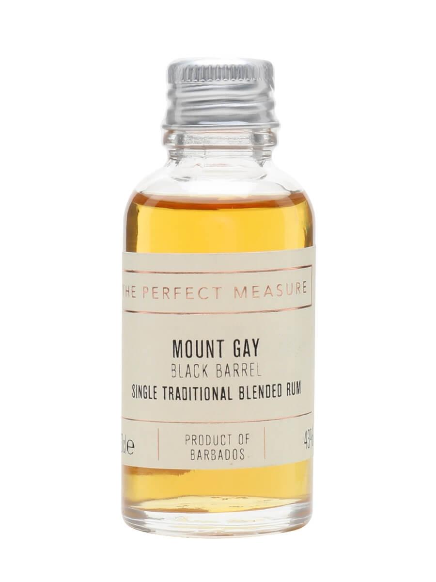 Mount Gay Black Barrel Double Cask Blend Sample