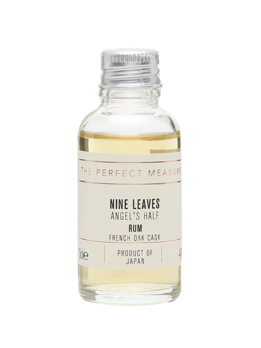 Nine Leaves Rum Angel's Half Sample / French Oak Cask