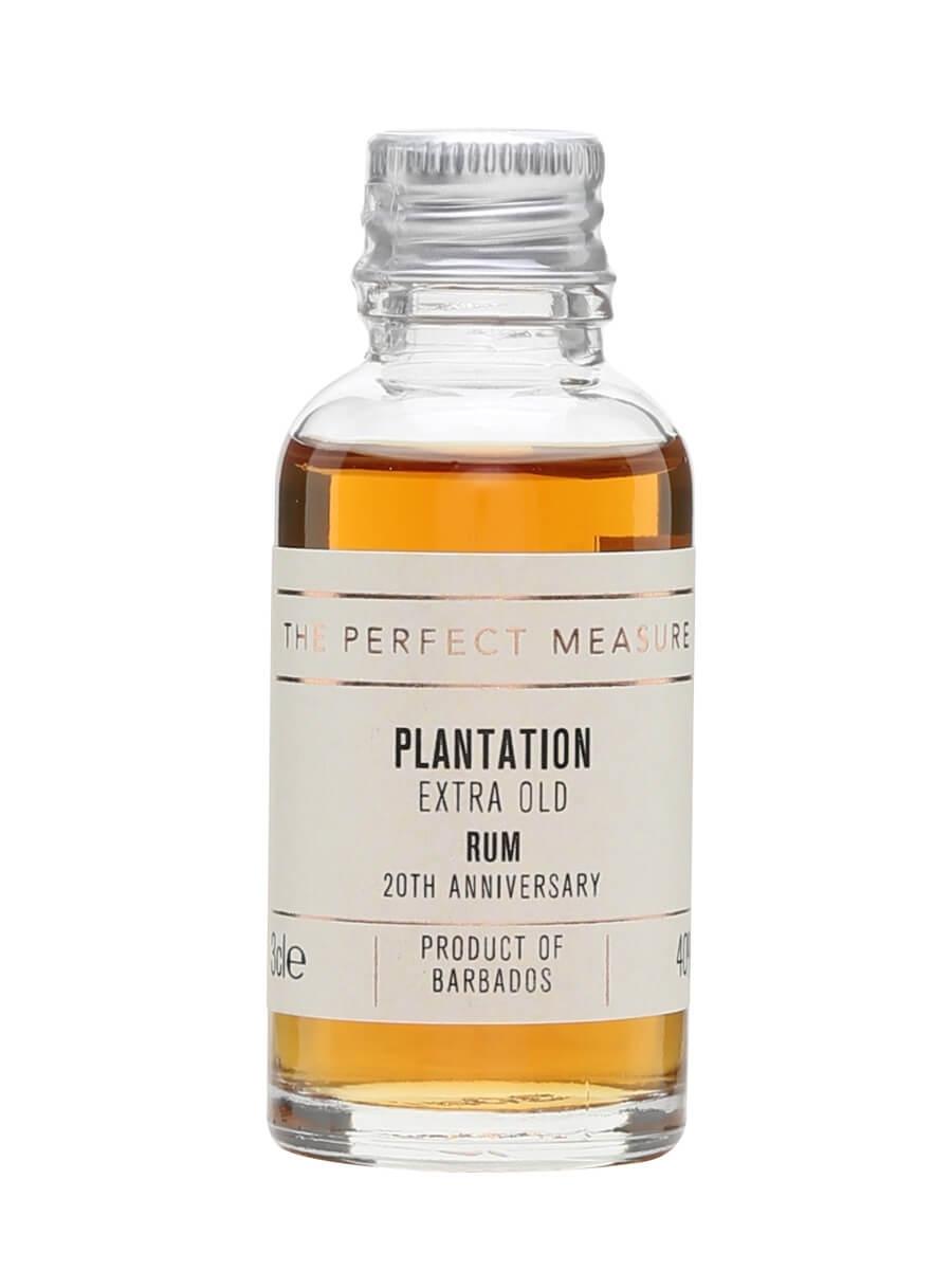 Plantation Extra Old Barbados Rum Sample / 20th Anniversary