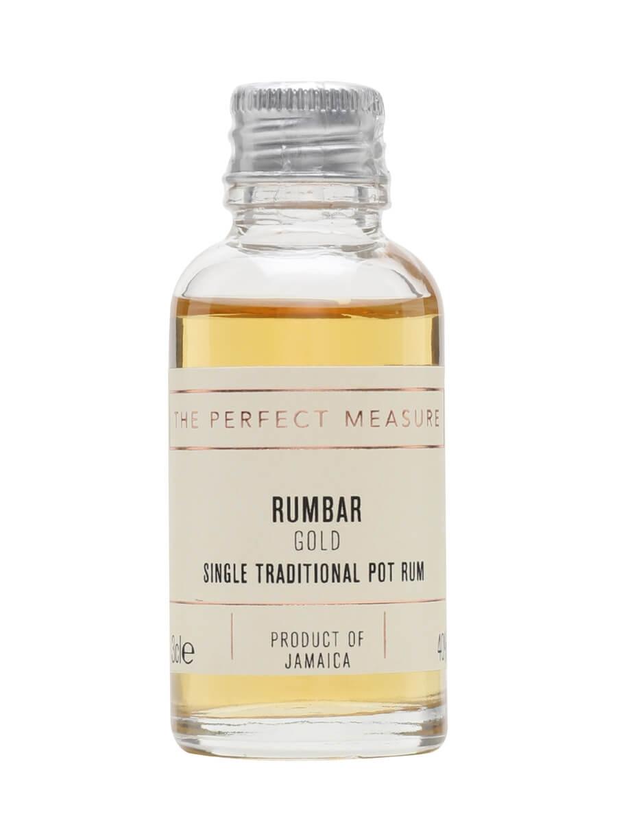 Rumbar Gold Rum Sample