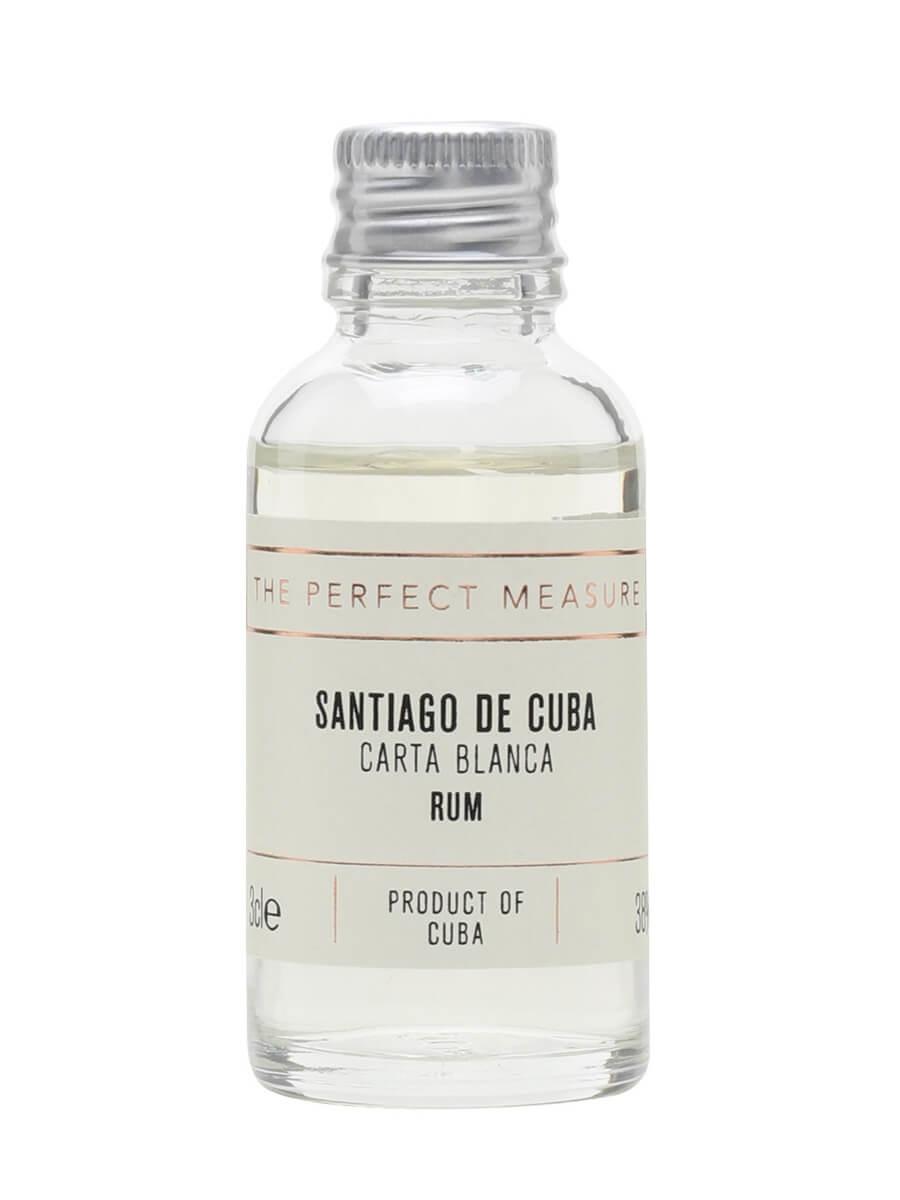 Santiago de Cuba Carta Blanca Sample