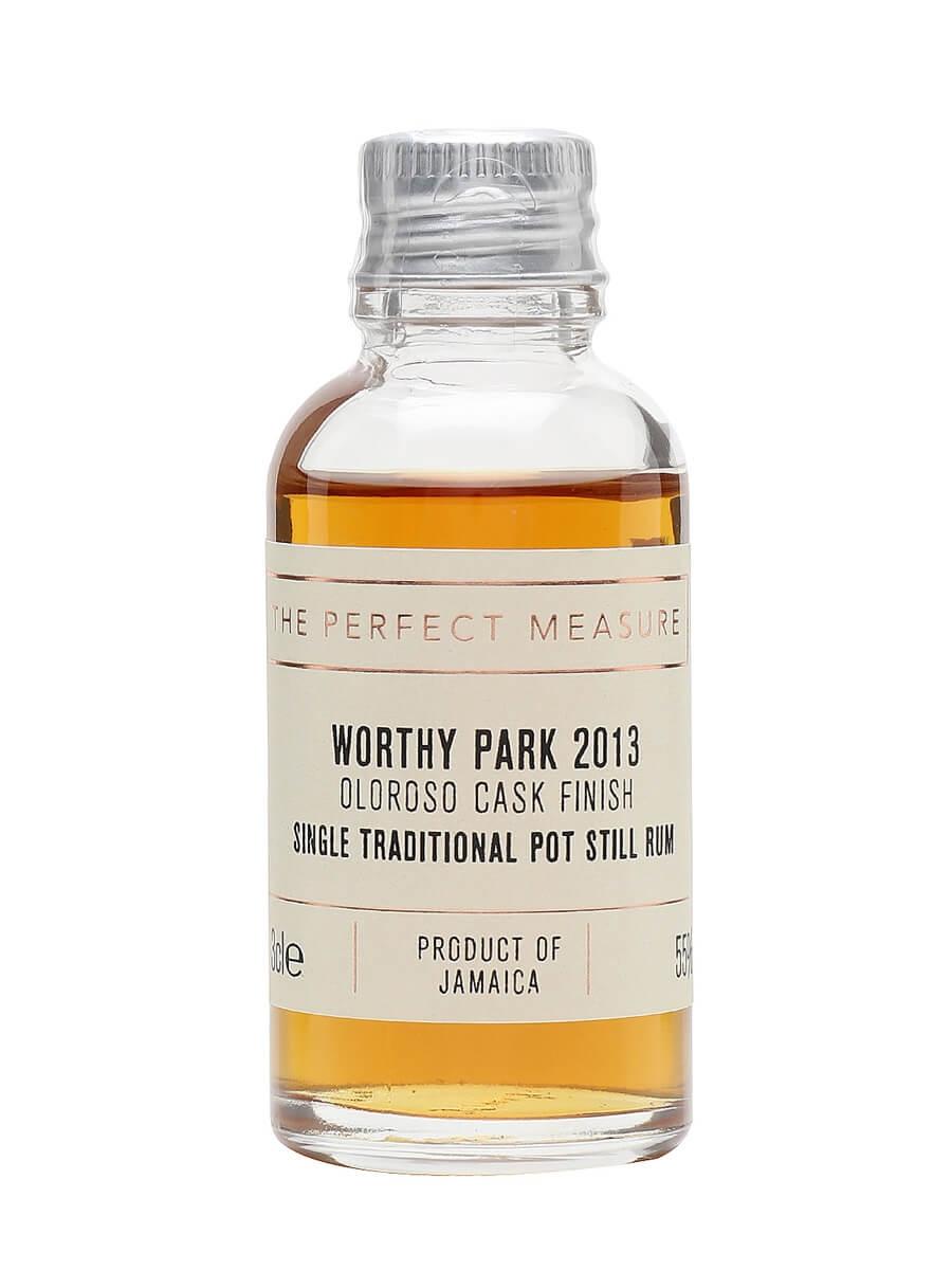 Worthy Park 2013 Sample / Oloroso Cask Finish Rum