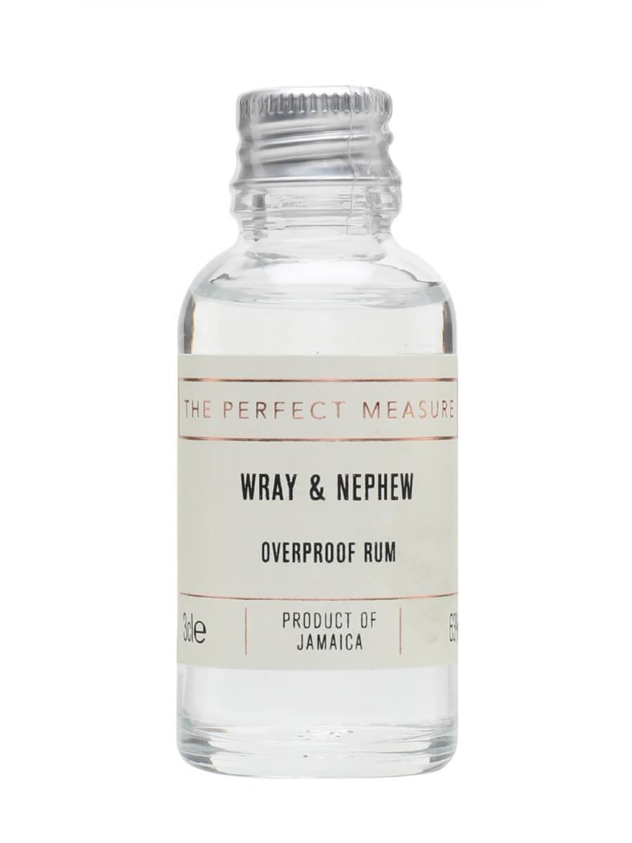 Wray & Nephew Overproof Rum Sample