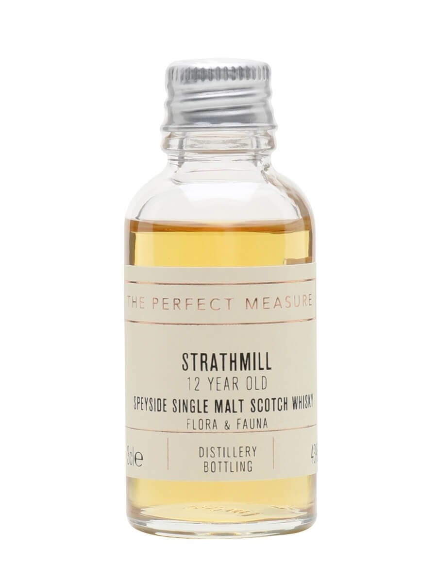 Strathmill 12 Year Old Sample / Flora & Fauna