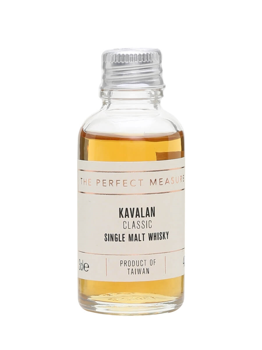 Kavalan Classic Single Malt Sample