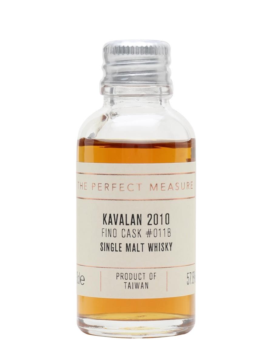 Kavalan Solist Fino Sherry Cask #011B (2010) Sample