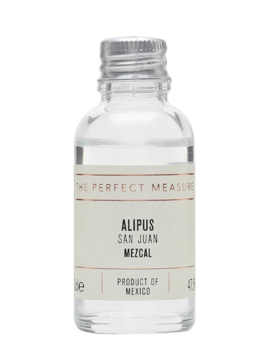 Alipus San Juan Mezcal Sample