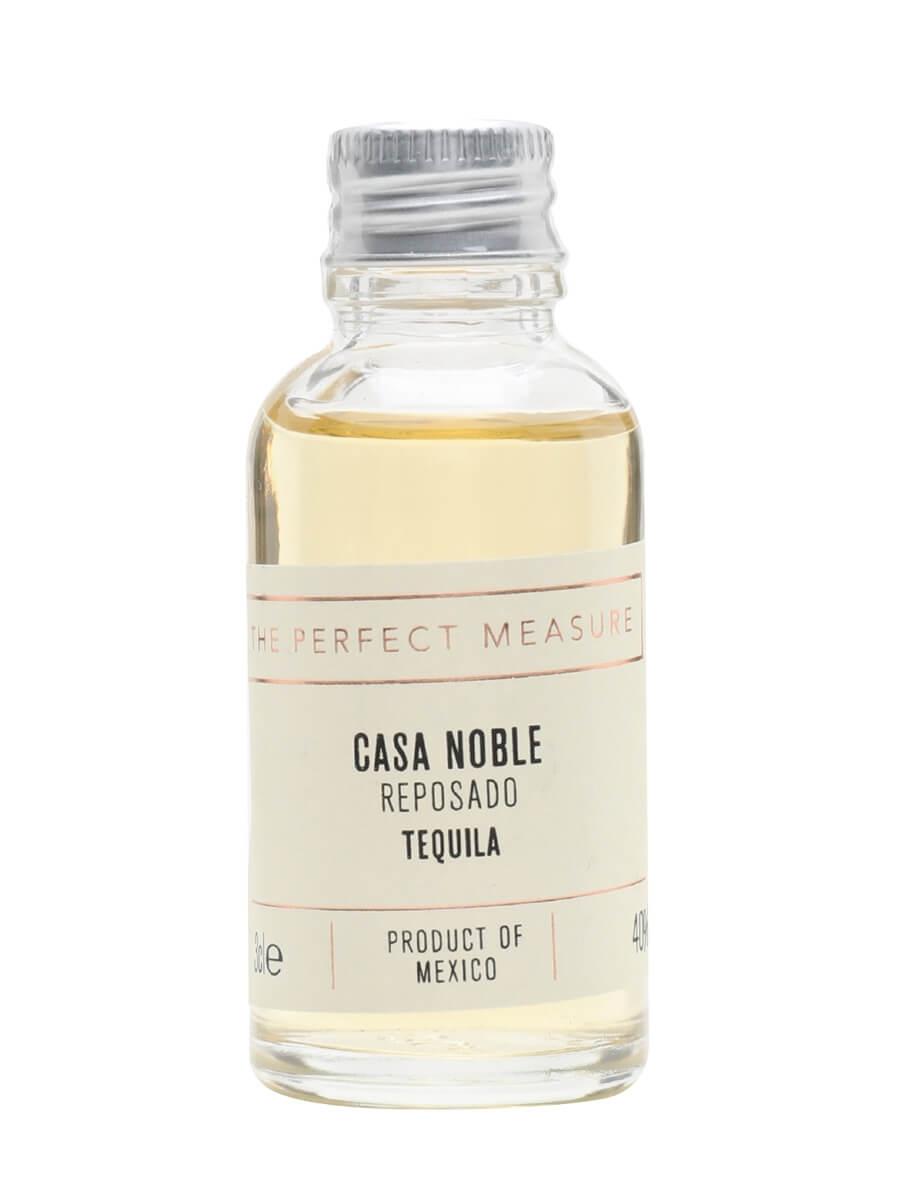 Casa Noble Reposado Tequila Sample