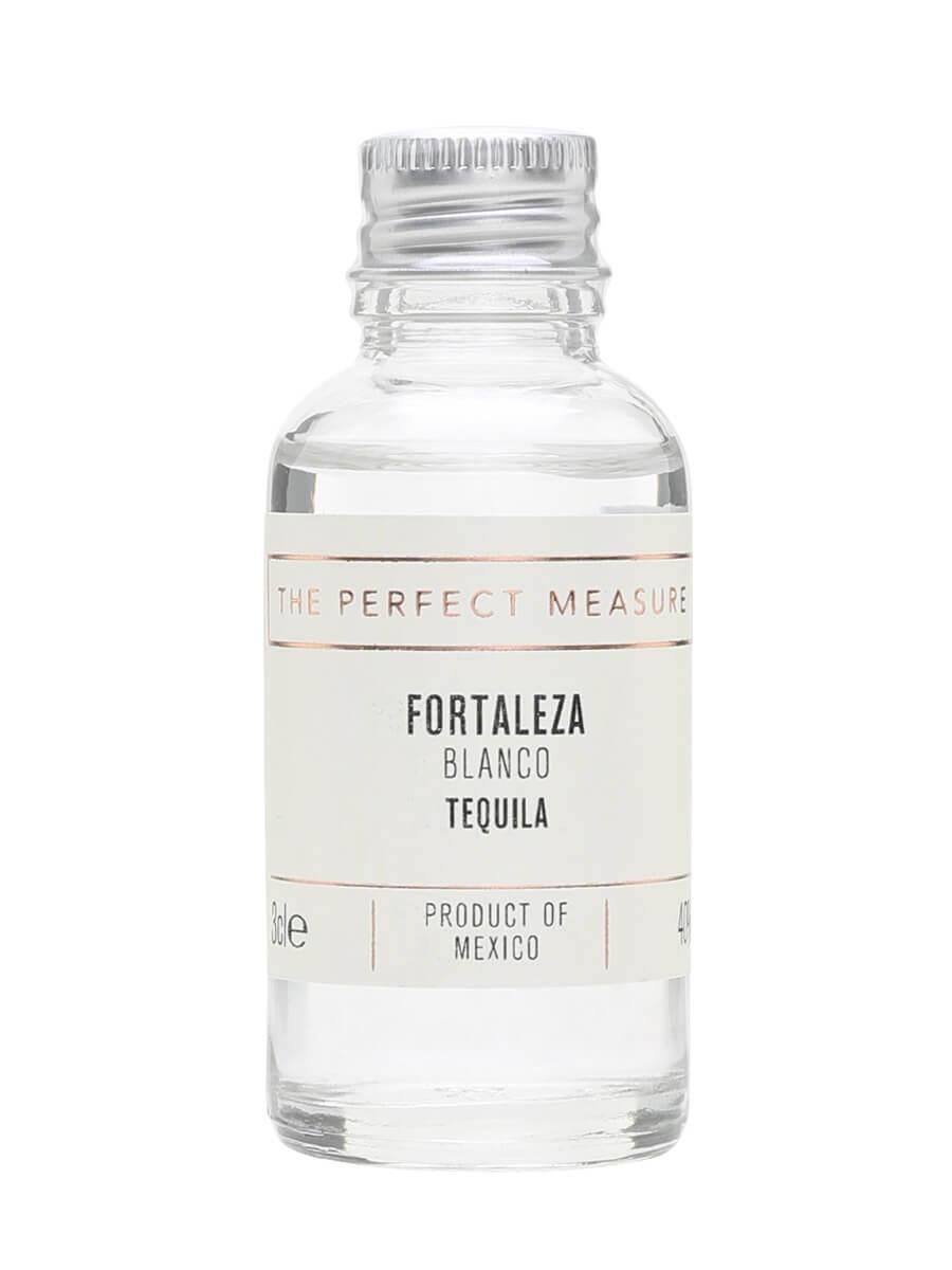 Fortaleza Blanco Tequila Sample