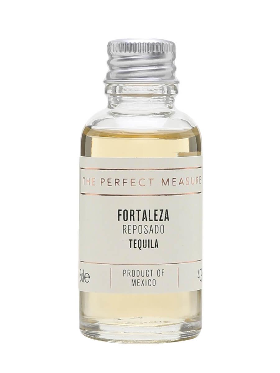 Fortaleza Reposado Tequila Sample