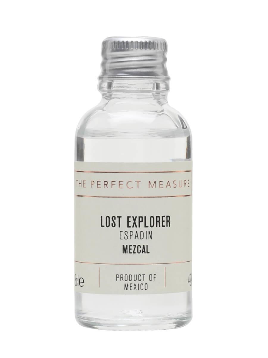 Lost Explorer Mezcal Espadin Sample