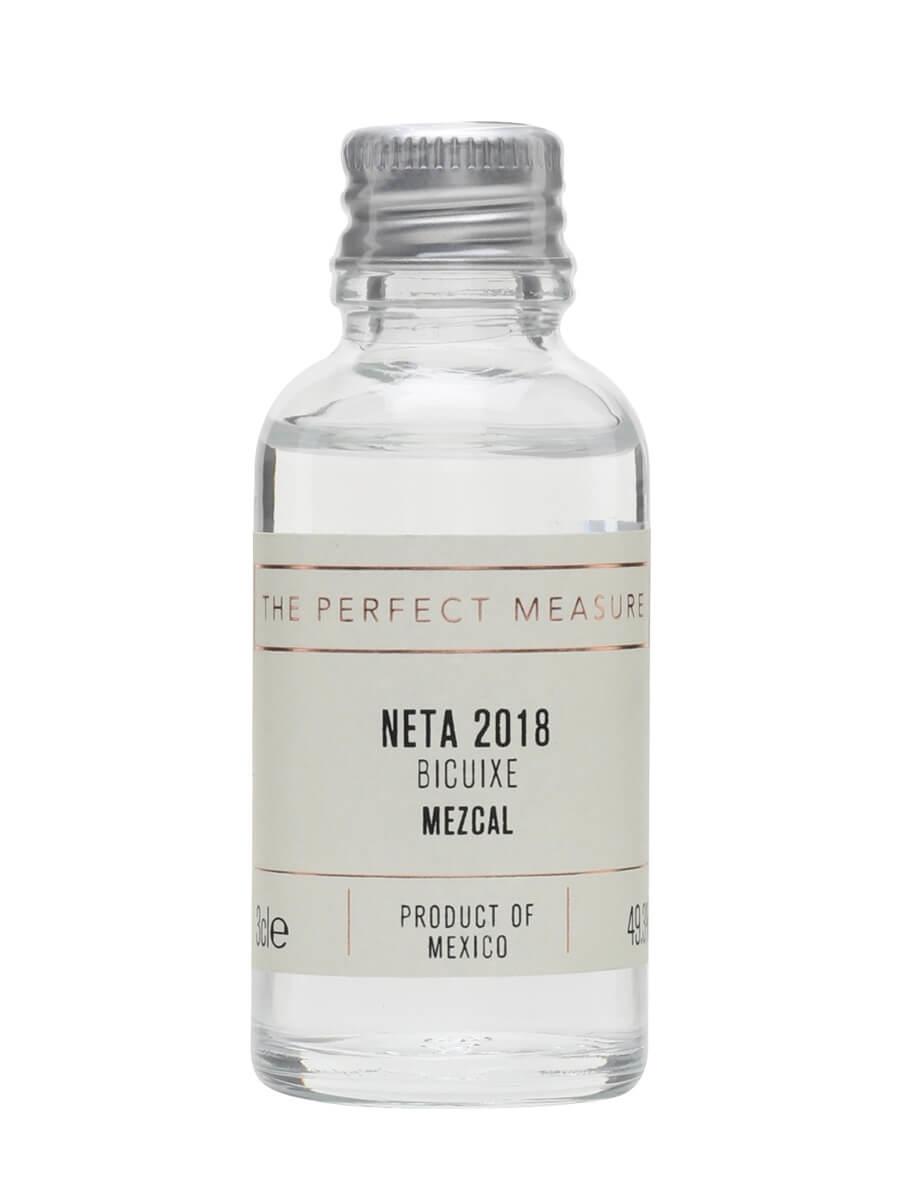 Neta Bicuixe 2018 Mezcal Sample