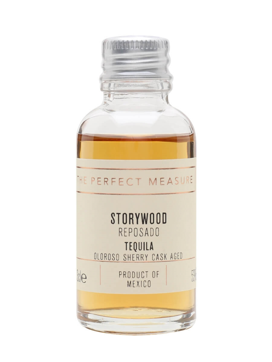 Storywood Reposado Tequila Sample / Oloroso Sherry Cask Aged