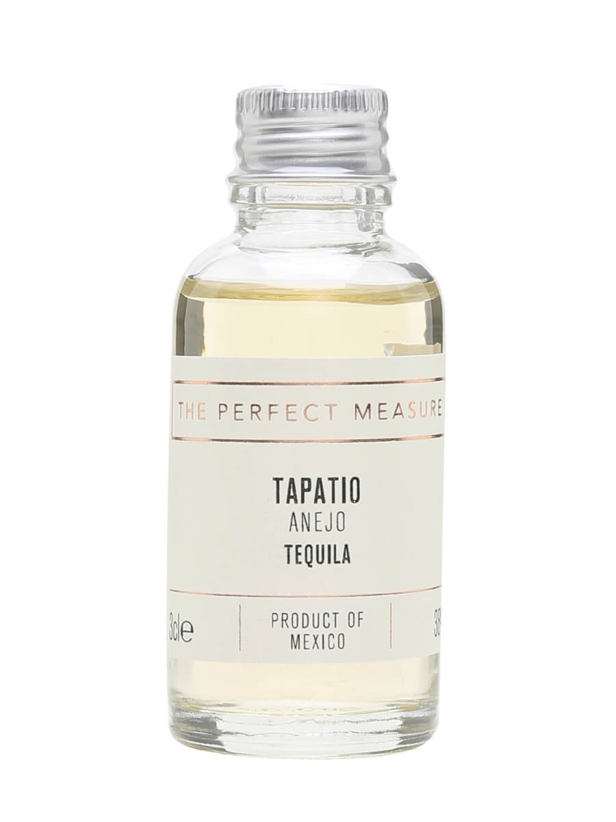 Tapatio Anejo Tequila Sample