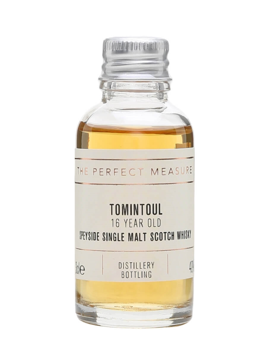 Tomintoul 16 Year Old Sample
