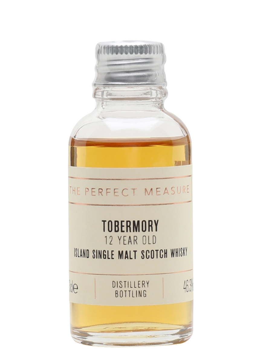 Tobermory 12 Year Old Sample