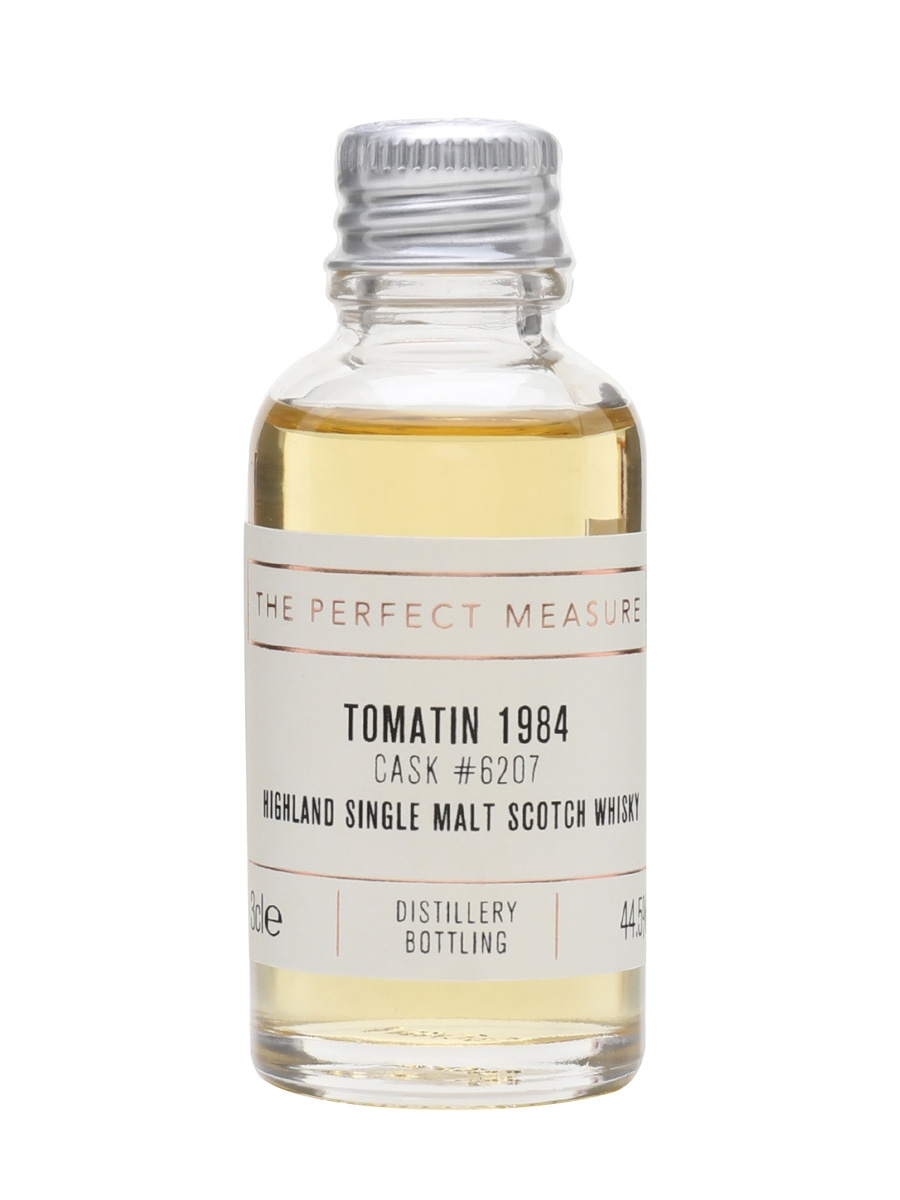 Tomatin 1984 Sample / 2014 Release