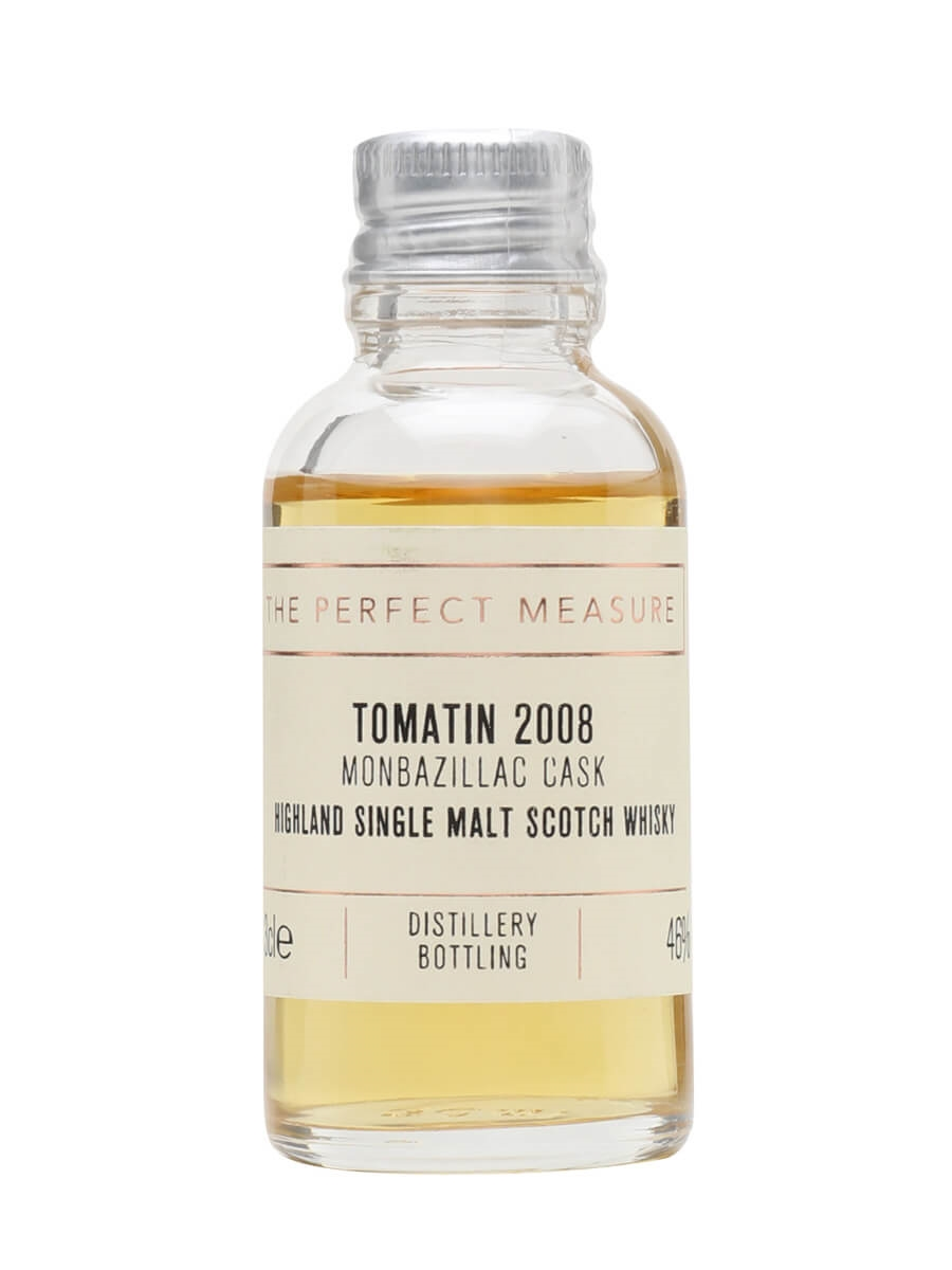 Tomatin 2008 Monbazillac Cask Sample / French Collection