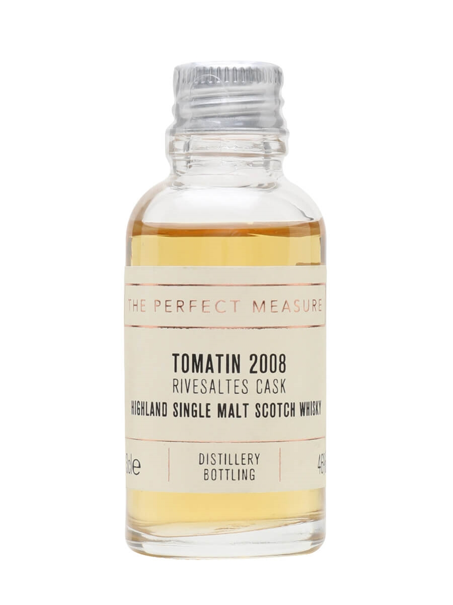 Tomatin 2008 Rivesaltes Cask Sample / French Collection