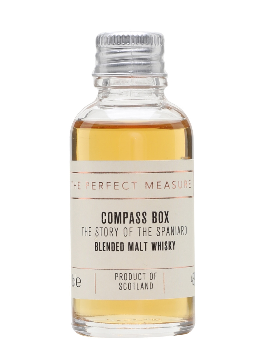 Compass Box The Story of the Spaniard Sample