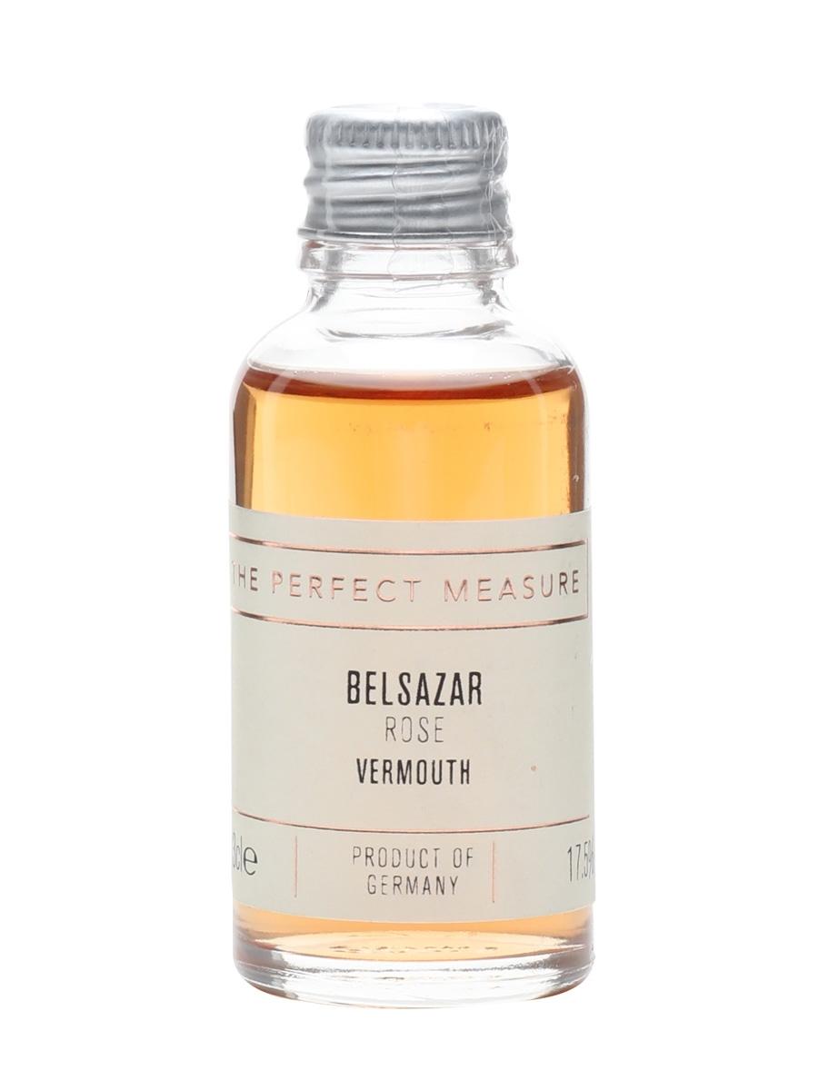 Belsazar Rose Vermouth Sample