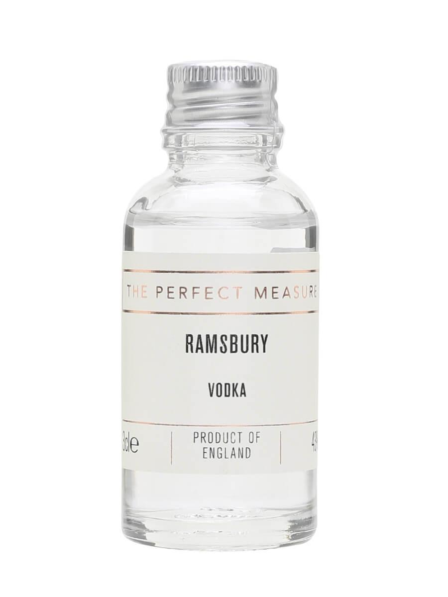 Ramsbury Vodka Sample