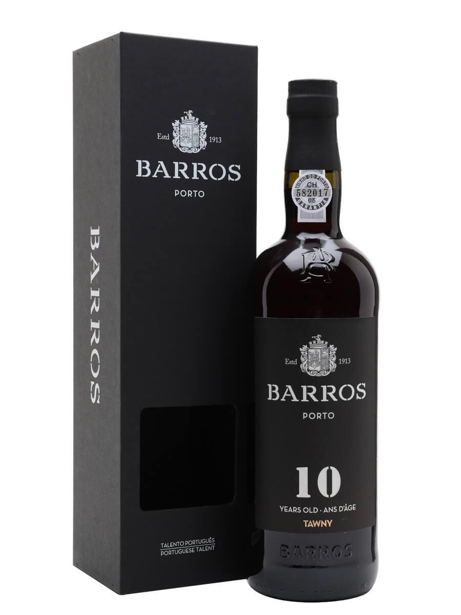 Barros 10 Year Old Tawny Port