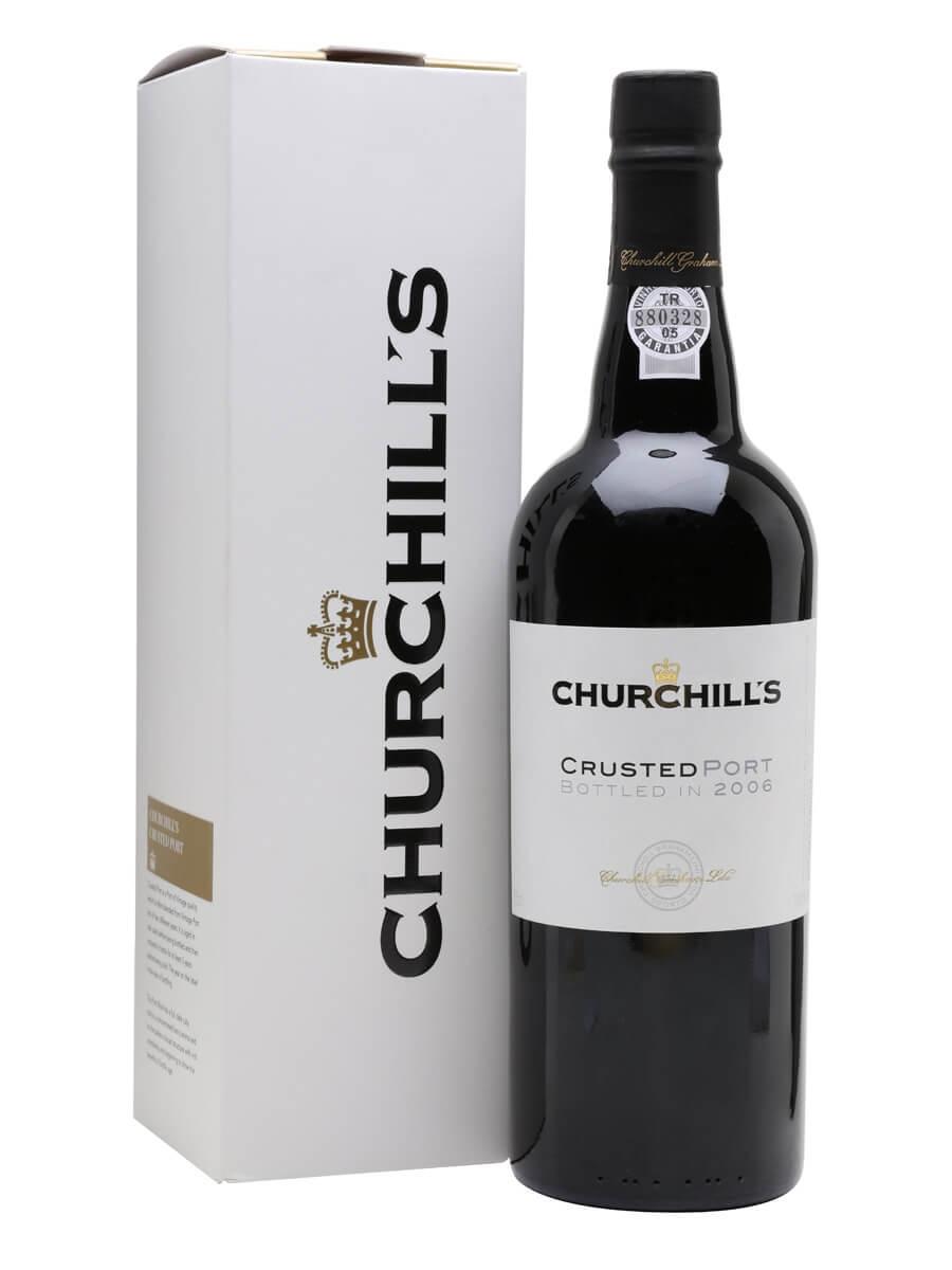 Churchill's Crusted Port / Bot.2006