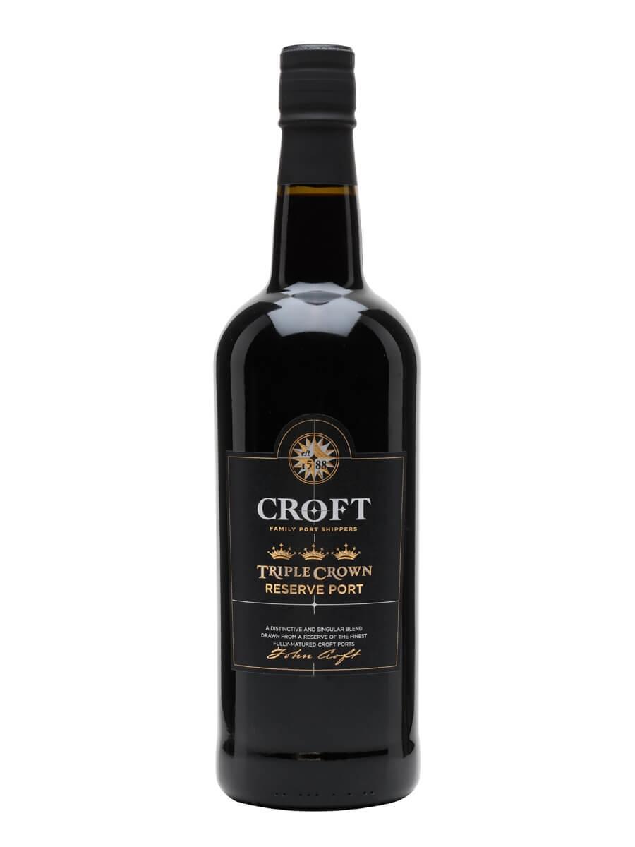 Croft Triple Crown Port
