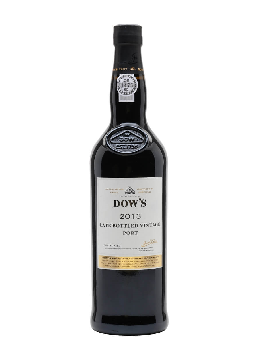Dow's Late Bottled Vintage 2013 Port