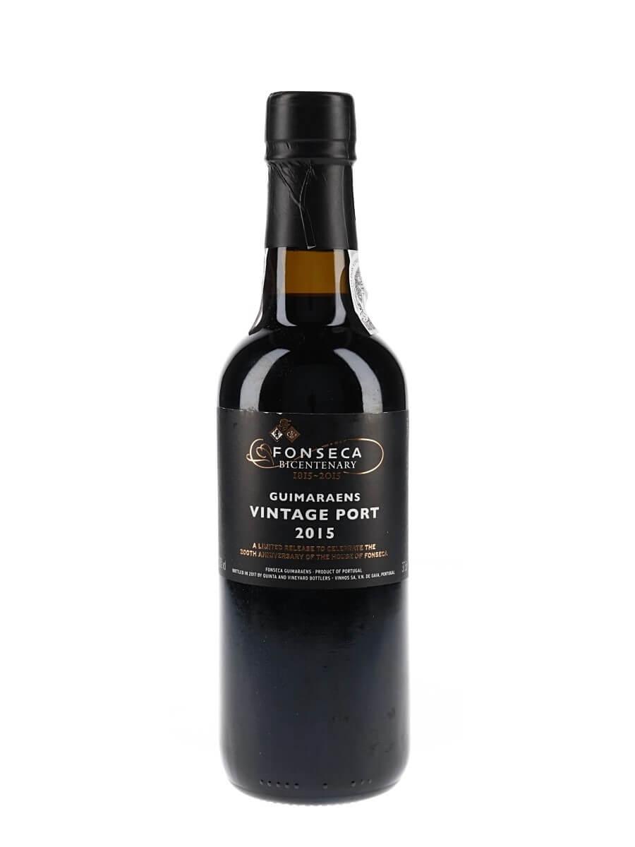 Fonseca Guimaraens 2015 Vintage Port / Half Bottle