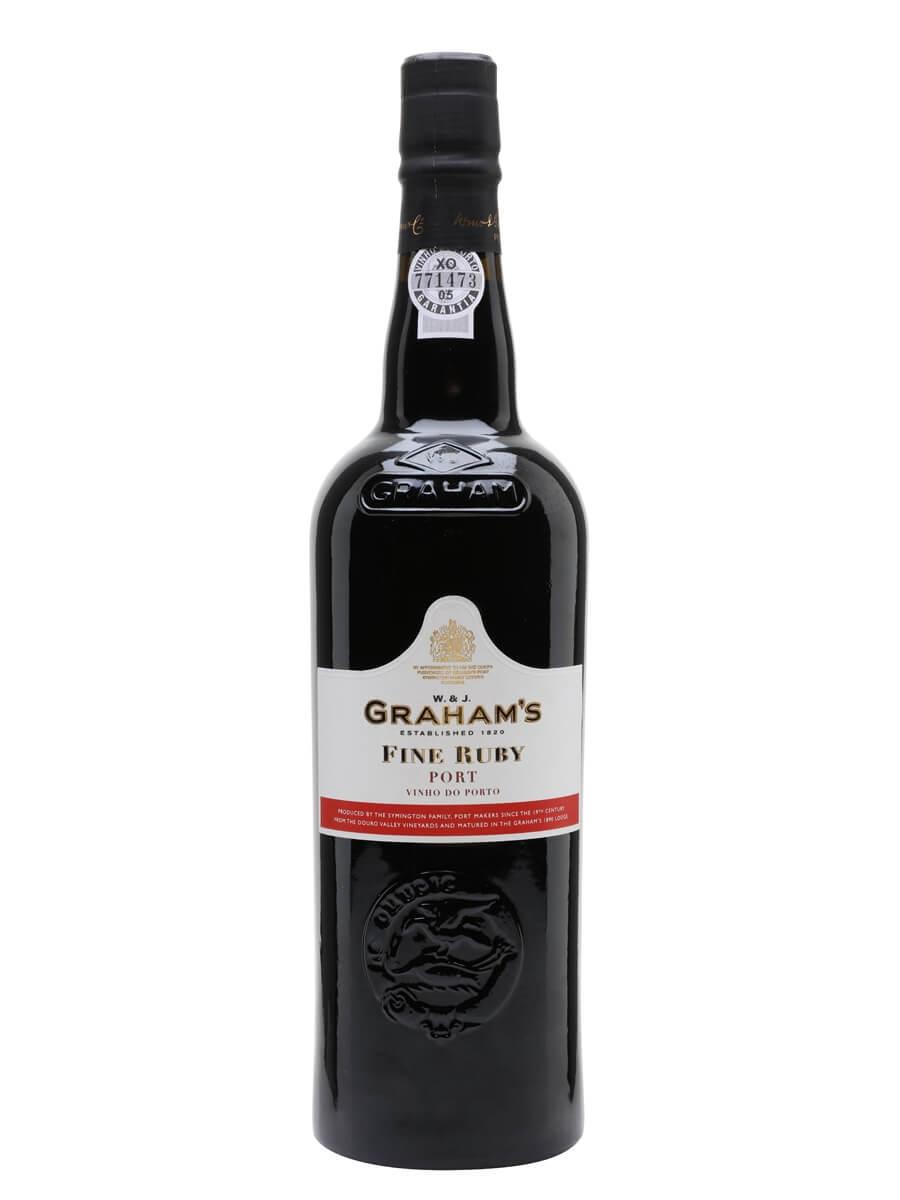 Graham's Fine Ruby Port