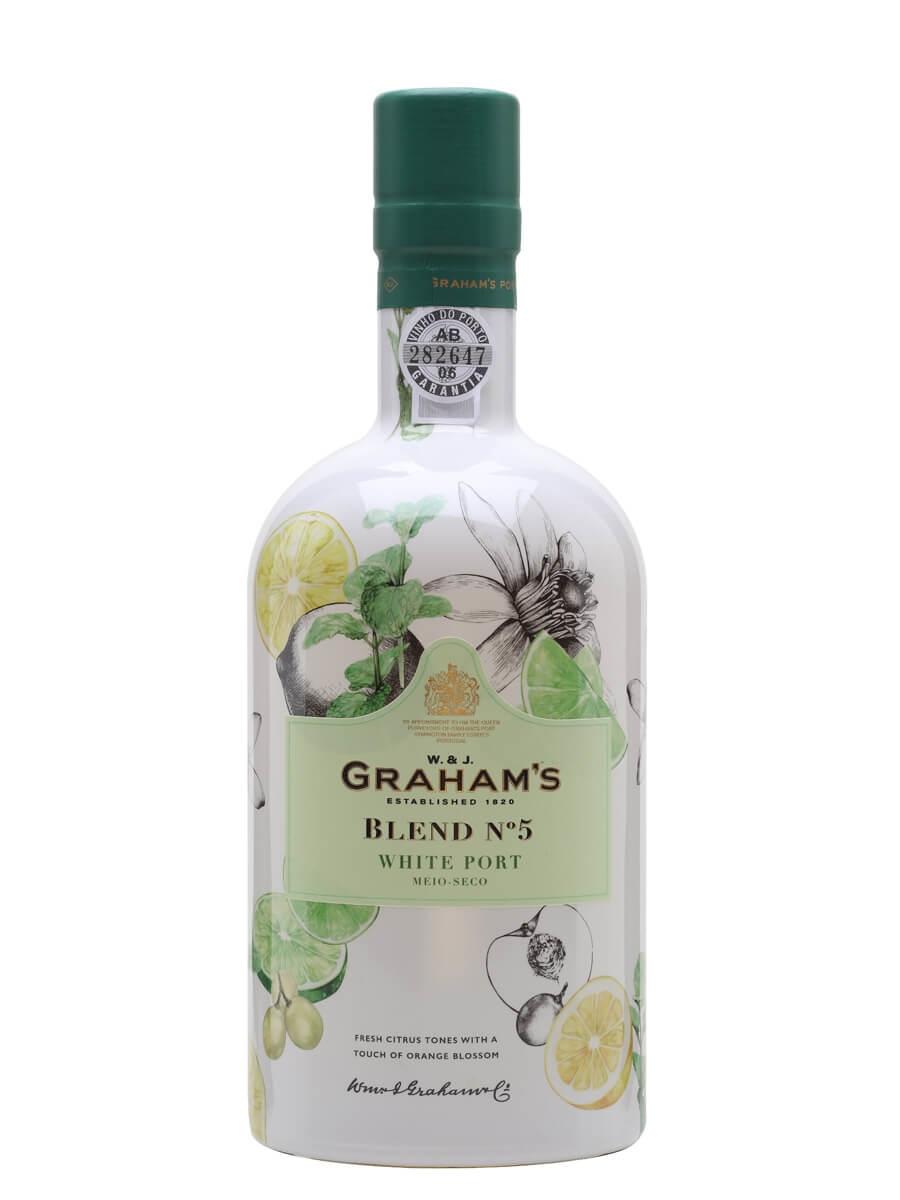 Graham's Blend No5 White Port