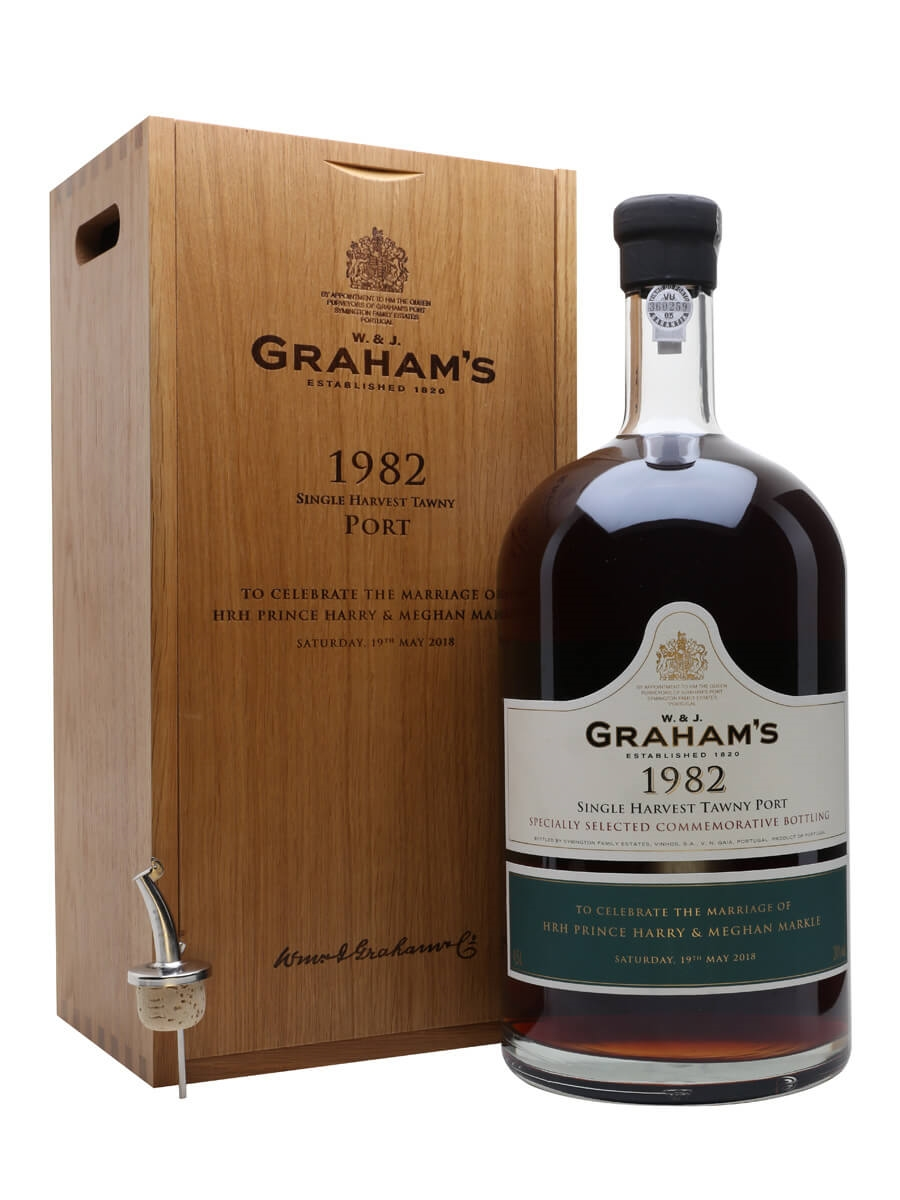Grahams 1982 Colheta Royal Wedding Large Bottle
