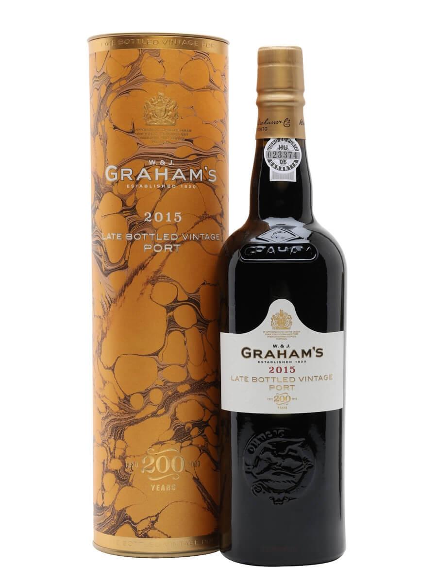 Graham's Late Bottled Vintage 2015 Port