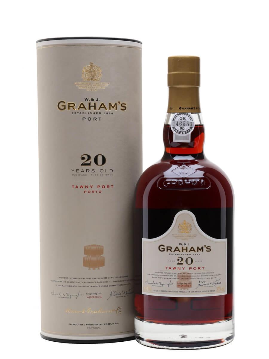 Graham's 20 Year Old Tawny Port