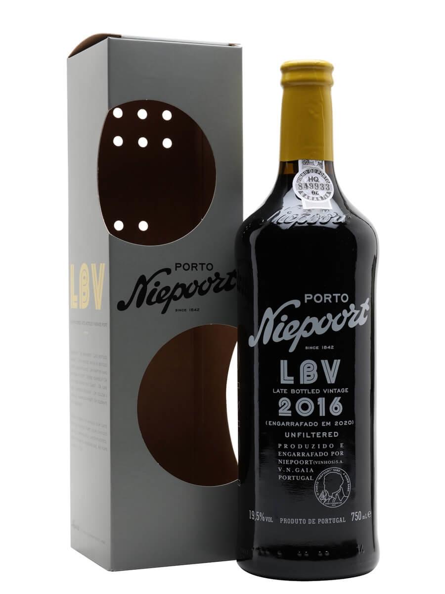 Niepoort LBV Port 2016 / Gift Box