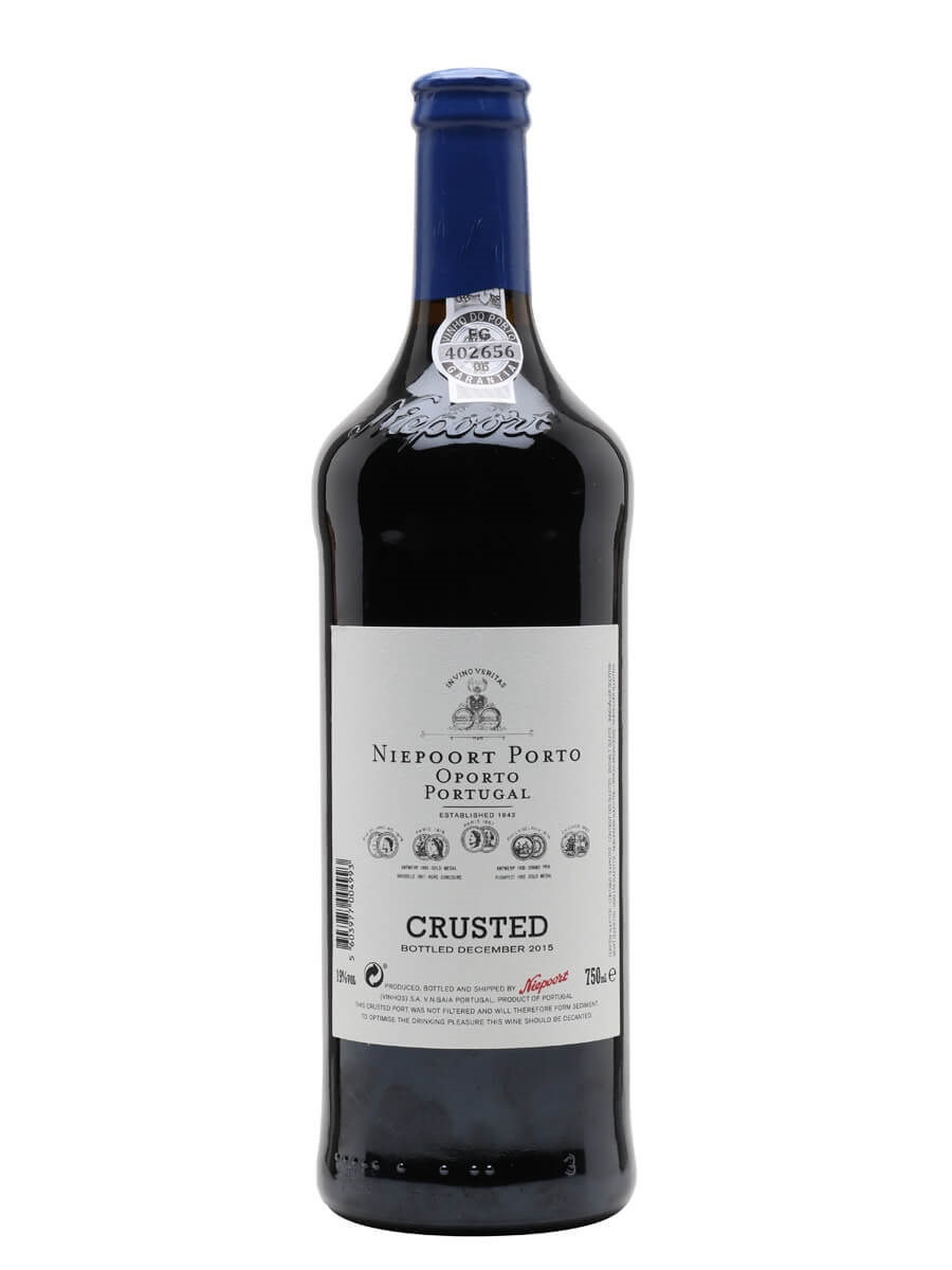 Niepoort Crusted Port 6th Edition / Bot.2015